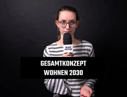 Gesamtkonzept Wohnen 2030 beschlossen