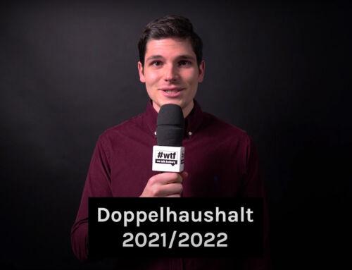 Städtischer Haushalt 2020 / 2021