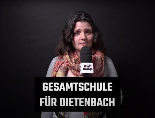 Gesamtschule Dietenbach beschlossen