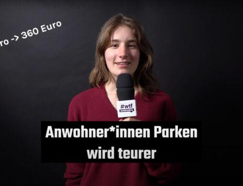 Anwohner*innen Parken in Freiburg wird teurer